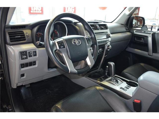 2012 Toyota 4Runner SR5 V6 (Stk: 080262) in Milton - Image 13 of 41