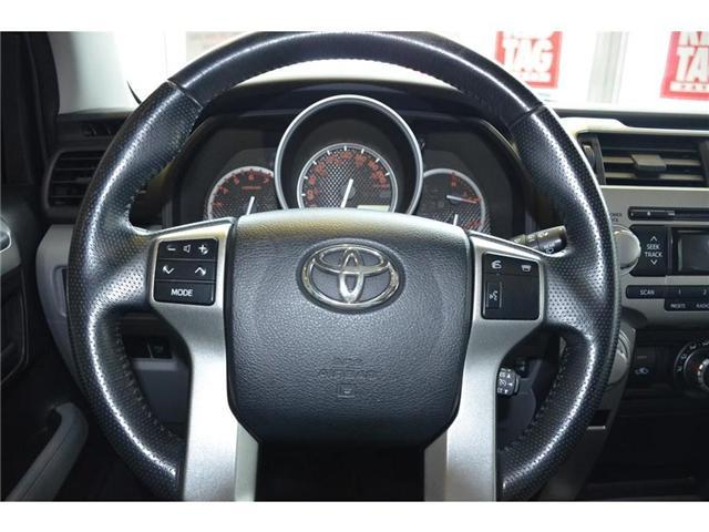 2012 Toyota 4Runner SR5 V6 (Stk: 080262) in Milton - Image 17 of 41