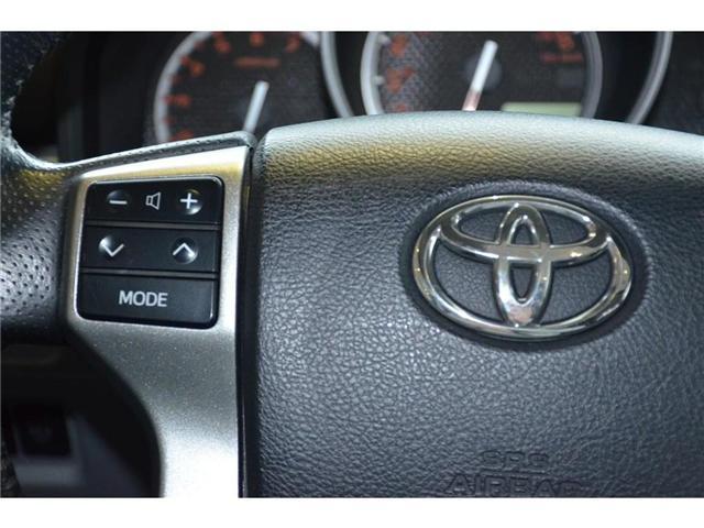 2012 Toyota 4Runner SR5 V6 (Stk: 080262) in Milton - Image 18 of 41