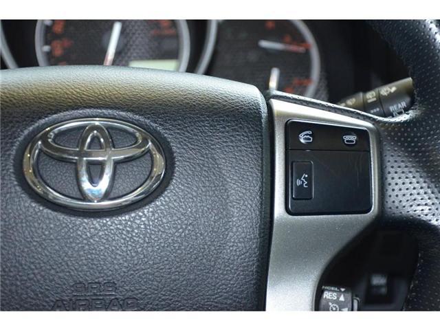 2012 Toyota 4Runner SR5 V6 (Stk: 080262) in Milton - Image 19 of 41