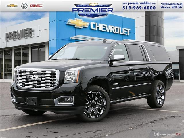 2019 GMC Yukon XL Denali (Stk: 191267) in Windsor - Image 1 of 27