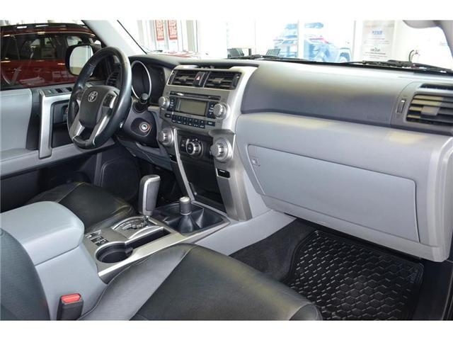 2012 Toyota 4Runner SR5 V6 (Stk: 080262) in Milton - Image 31 of 41
