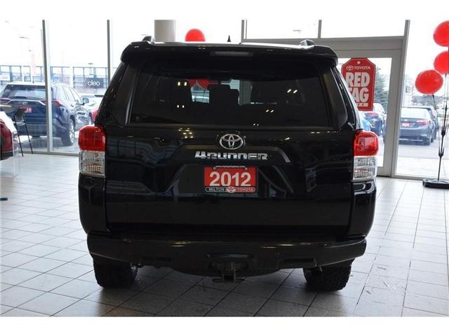2012 Toyota 4Runner SR5 V6 (Stk: 080262) in Milton - Image 36 of 41