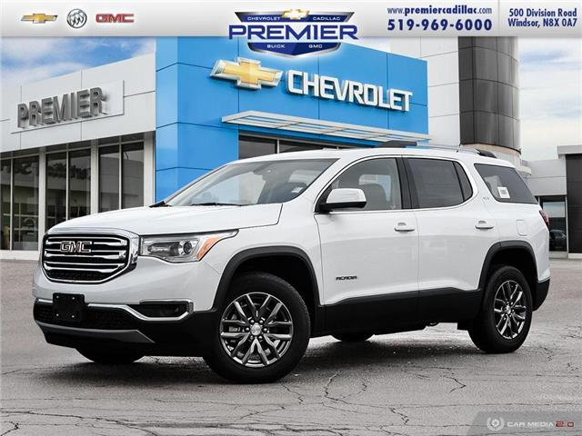 2019 GMC Acadia SLT-1 (Stk: 191306) in Windsor - Image 1 of 30