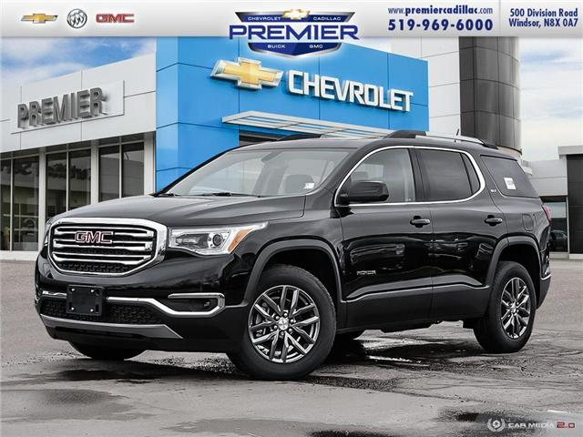 2019 GMC Acadia SLT-1 (Stk: 191535) in Windsor - Image 1 of 27