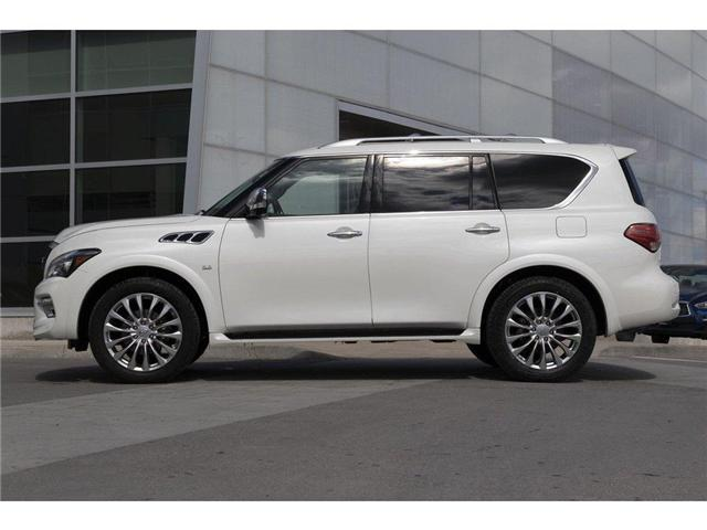 2017 Infiniti QX80  (Stk: P0757) in Ajax - Image 2 of 30