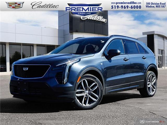 2019 Cadillac XT4 Sport (Stk: 191630) in Windsor - Image 1 of 27