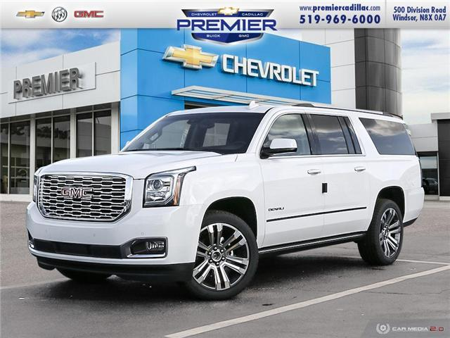 2019 GMC Yukon XL Denali (Stk: 191265) in Windsor - Image 1 of 27
