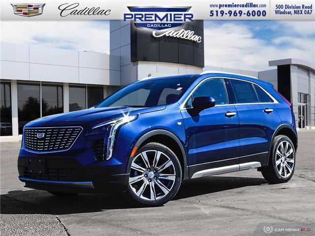2019 Cadillac XT4 Premium Luxury (Stk: 191589) in Windsor - Image 1 of 27