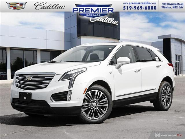 2019 Cadillac XT5 Premium Luxury (Stk: 191058) in Windsor - Image 1 of 27
