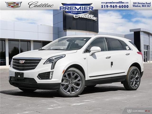 2019 Cadillac XT5 Premium Luxury (Stk: 191067) in Windsor - Image 1 of 27