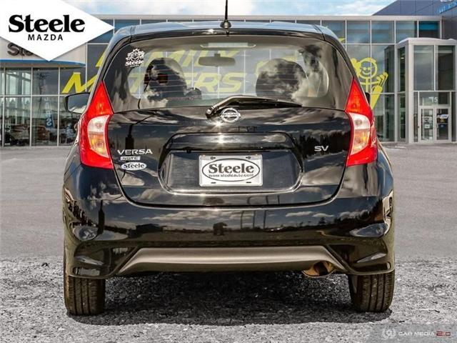 2018 Nissan Versa Note 1.6 S (Stk: M2734) in Dartmouth - Image 5 of 27