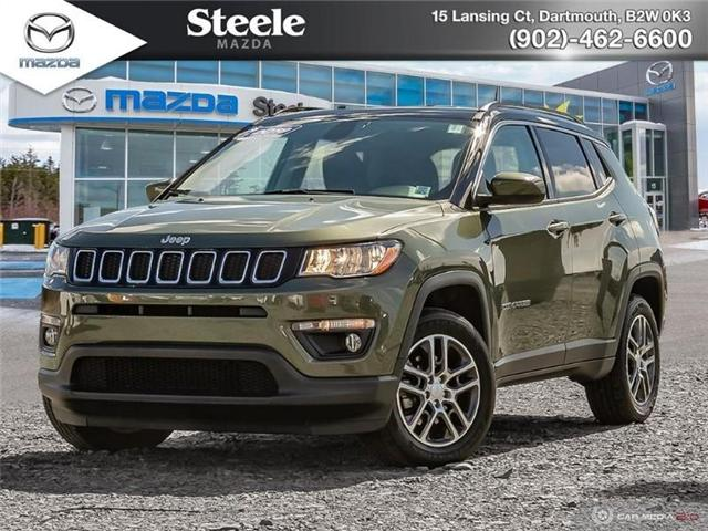 2018 Jeep Compass North (Stk: 437863A) in Dartmouth - Image 1 of 28