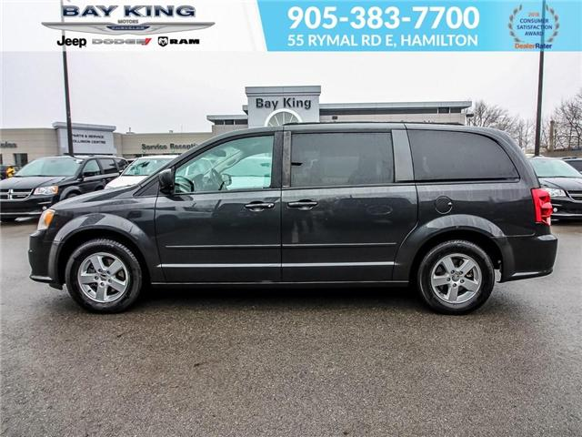 2011 Dodge Grand Caravan SE/SXT (Stk: 193545A) in Hamilton - Image 3 of 23