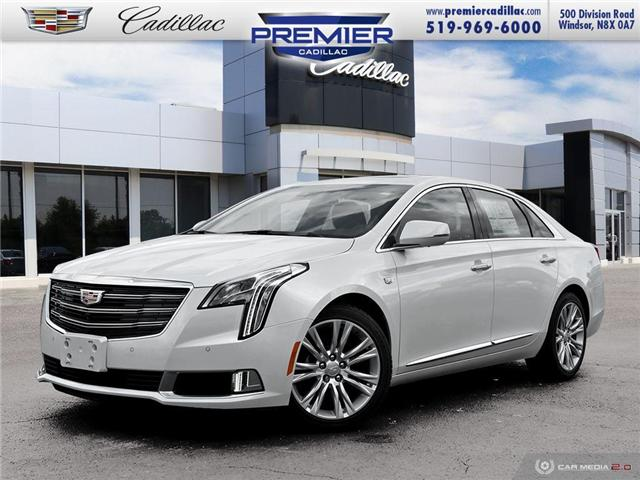2019 Cadillac XTS Luxury (Stk: 191080) in Windsor - Image 1 of 27
