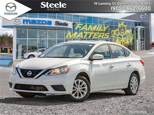 2018 Nissan Sentra 1.8 S (Stk: M2733) in Dartmouth - Image 1 of 28