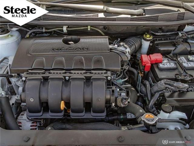 2018 Nissan Sentra 1.8 S (Stk: M2733) in Dartmouth - Image 8 of 28