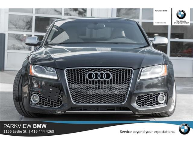 2010 Audi S5 4.2L (Stk: PP8127A) in Toronto - Image 2 of 17