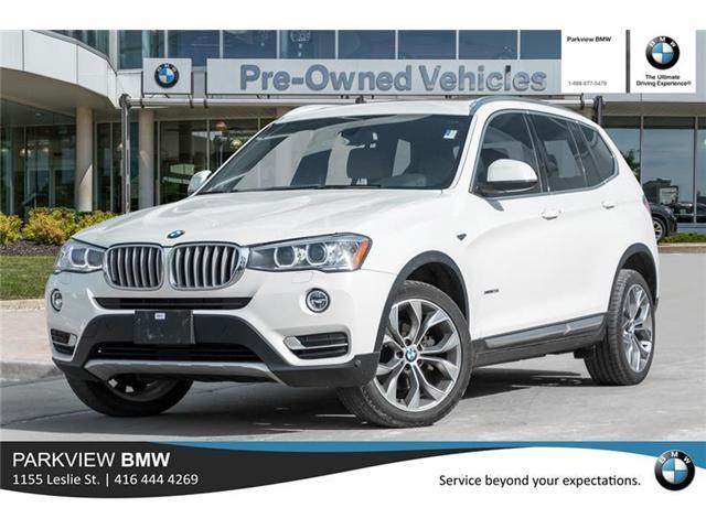 2015 BMW X3 xDrive28i (Stk: PP8463) in Toronto - Image 1 of 21