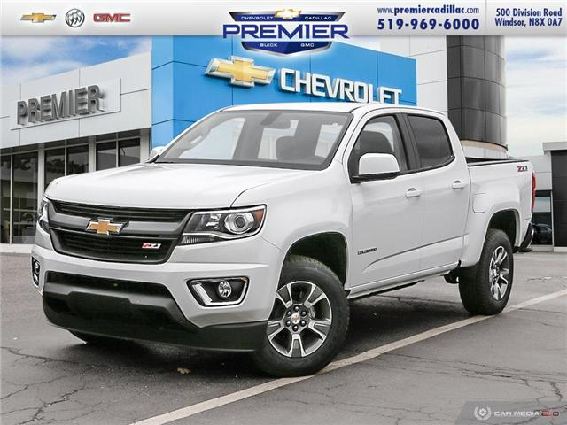 2019 Chevrolet Colorado Z71 (Stk: 191414) in Windsor - Image 1 of 27