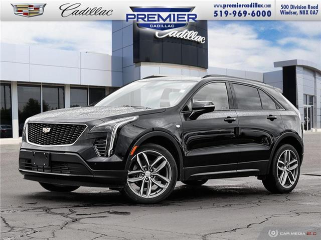 2019 Cadillac XT4 Sport (Stk: 191338) in Windsor - Image 1 of 30