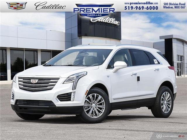 2019 Cadillac XT5 Luxury (Stk: 191032) in Windsor - Image 1 of 30