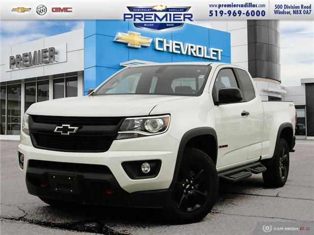 2018 Chevrolet Colorado LT (Stk: 187427) in Windsor - Image 1 of 27