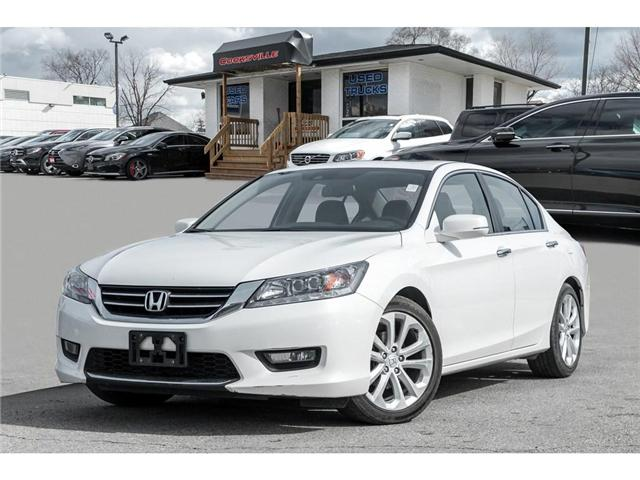 2015 Honda Accord Touring (Stk: 493329T) in Mississauga - Image 1 of 20