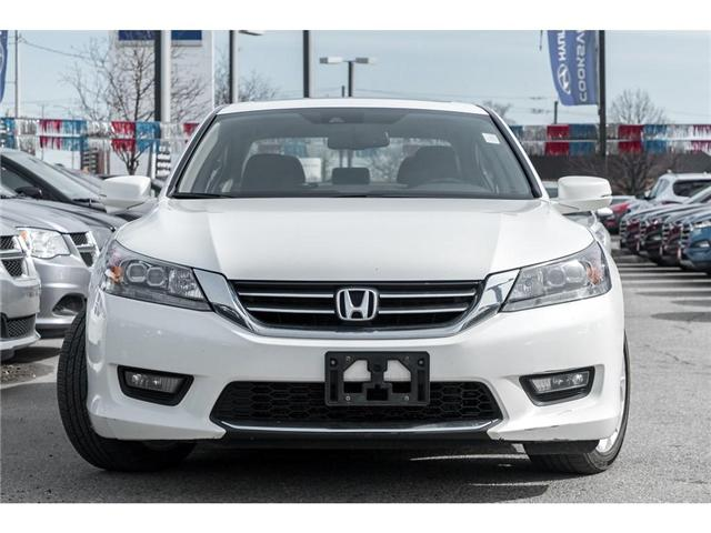 2015 Honda Accord Touring (Stk: 493329T) in Mississauga - Image 2 of 20