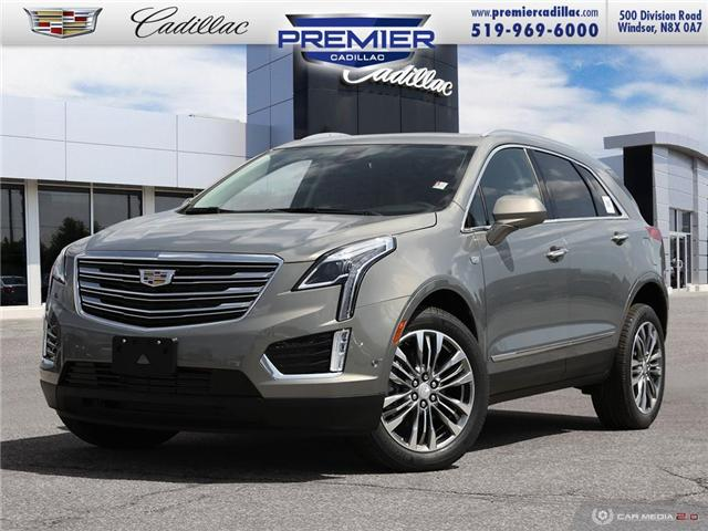 2019 Cadillac XT5 Premium Luxury (Stk: 191014) in Windsor - Image 1 of 27