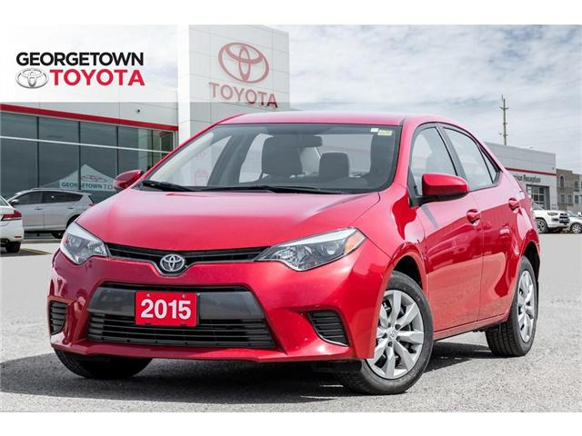2015 Toyota Corolla  (Stk: 15-02865) in Georgetown - Image 1 of 18