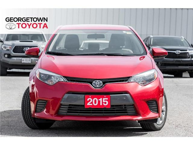 2015 Toyota Corolla  (Stk: 15-02865) in Georgetown - Image 2 of 18