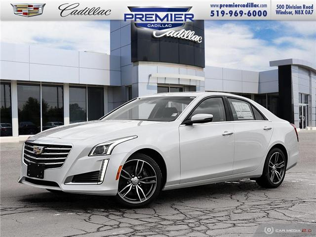 2019 Cadillac CTS 3.6L Luxury (Stk: 191231) in Windsor - Image 1 of 30
