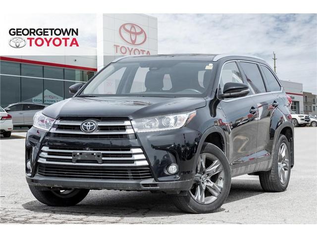 2017 Toyota Highlander  (Stk: 17-86399) in Georgetown - Image 1 of 22