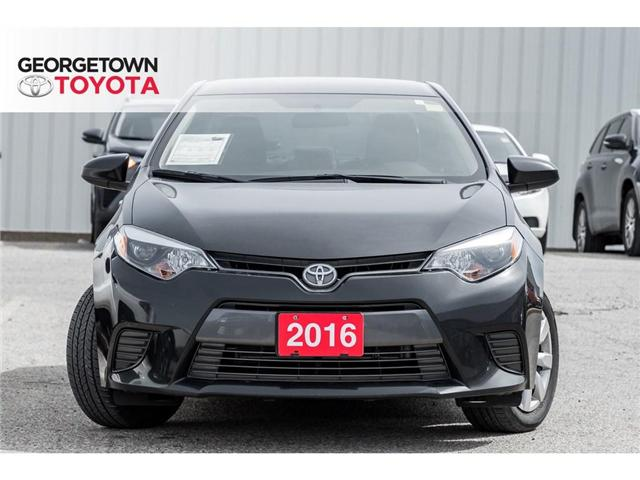 2016 Toyota Corolla  (Stk: 16-04199) in Georgetown - Image 2 of 19
