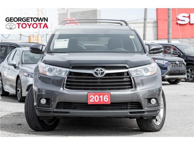 2016 Toyota Highlander  (Stk: 16-27729) in Georgetown - Image 2 of 21