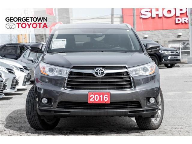 2016 Toyota Highlander  (Stk: 16-48795) in Georgetown - Image 2 of 20