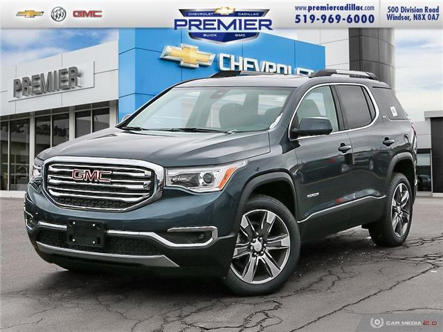 2019 GMC Acadia SLT-2 (Stk: 191405) in Windsor - Image 1 of 27