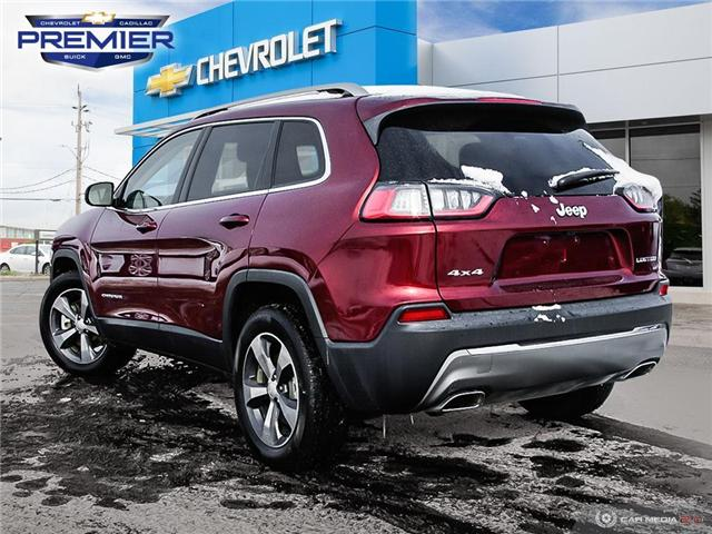 2019 Jeep Cherokee Limited (Stk: P19016) in Windsor - Image 4 of 27