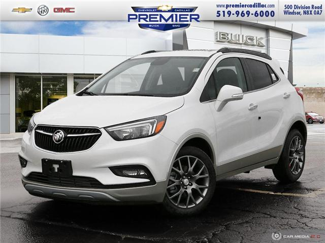 2019 Buick Encore Sport Touring (Stk: 191409) in Windsor - Image 1 of 27