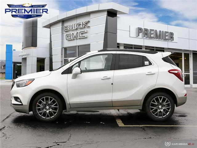 2019 Buick Encore Sport Touring (Stk: 191409) in Windsor - Image 3 of 27