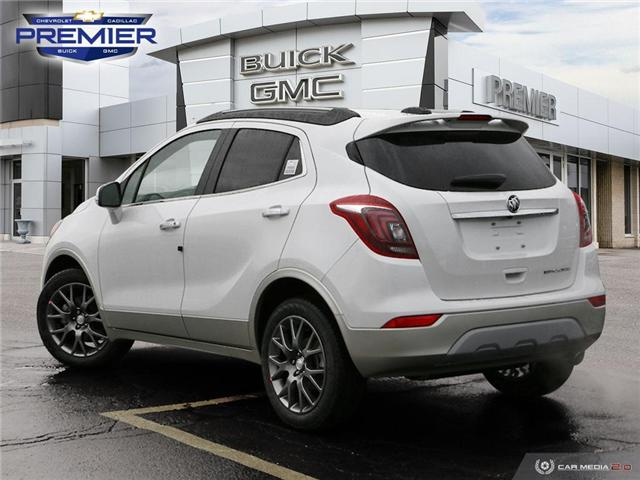 2019 Buick Encore Sport Touring (Stk: 191409) in Windsor - Image 4 of 27