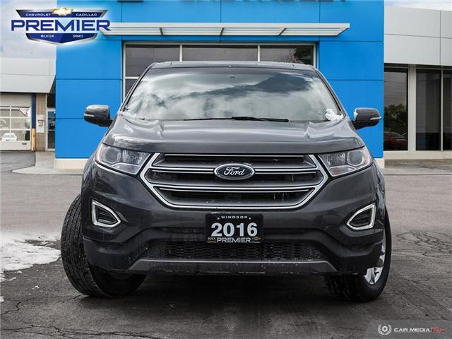 2016 Ford Edge SEL (Stk: 191604A) in Windsor - Image 2 of 27
