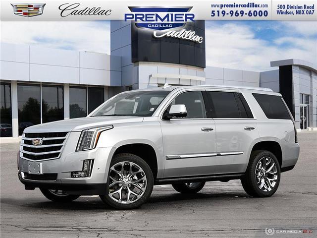 2019 Cadillac Escalade Premium Luxury (Stk: 191239) in Windsor - Image 1 of 30
