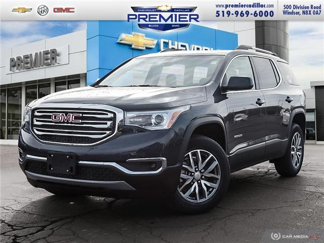 2019 GMC Acadia SLE-2 (Stk: 191496) in Windsor - Image 1 of 28