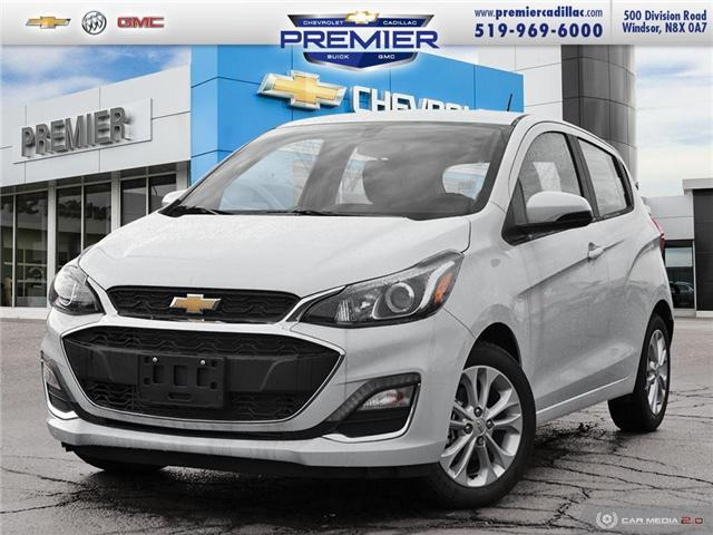 2019 Chevrolet Spark 1LT CVT (Stk: 191454) in Windsor - Image 1 of 27