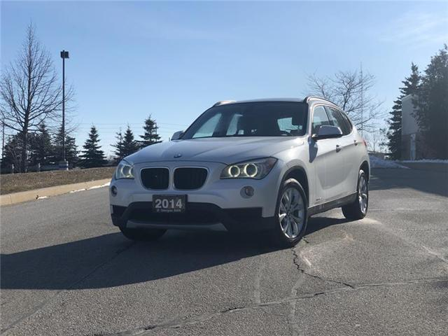2014 BMW X1 xDrive28i (Stk: B19137T1) in Barrie - Image 1 of 15