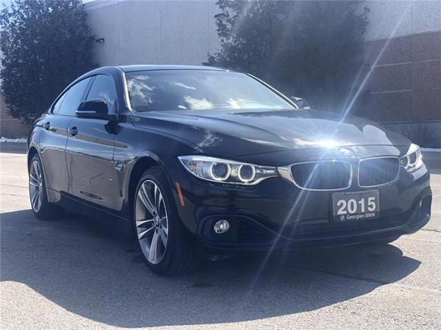 2015 BMW 428i xDrive Gran Coupe (Stk: P1448) in Barrie - Image 1 of 15