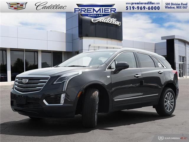 2019 Cadillac XT5 Luxury (Stk: 191019) in Windsor - Image 1 of 26