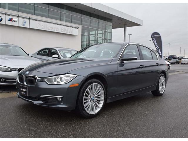 2015 BMW 328i xDrive (Stk: PT17462) in Brampton - Image 1 of 20
